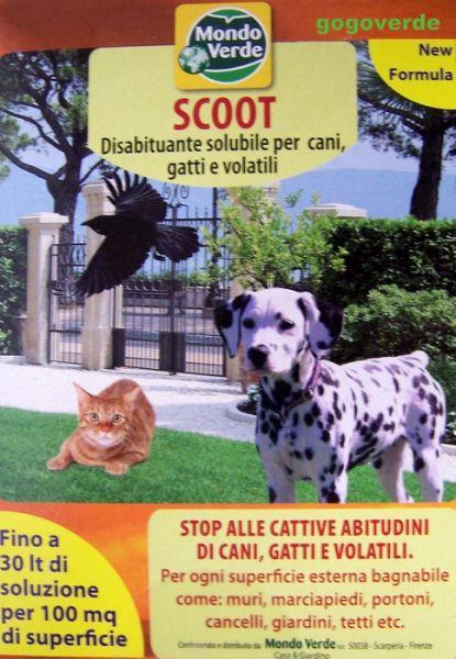 Repellente Disabituante per Animali Scoot 150 grammi