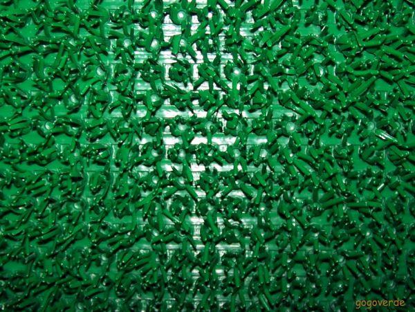 ZERBINO TAPPETO SINTETICO DA ESTERNO KING LAVABILE DRENANTE VERDE FINTO PRATO 50x90 cm
