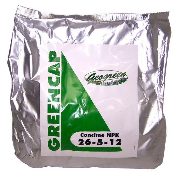 Concime Idrosolubile per Fertirrigazione GreenCap 12-16-30 - 5 kg