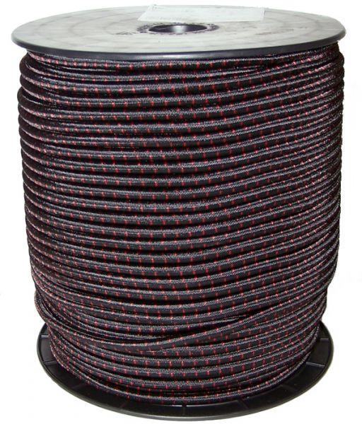 Corda Elastica Long Life Ø 8 mm - Lega Bagagli - Rotolo 200mt