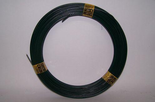 Filo FERRO PER LEGATURE PLASTIFICATO DIAM. 2,7 MM MT 100
