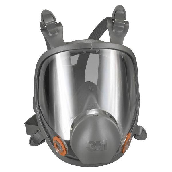 Maschera Pieno Facciale 3M 6800 Protezione Vie Respiratorie