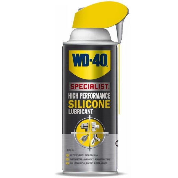 Lubrificante al Silicone per Guarnizioni e Cinghie WD-40 Specialist