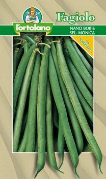 Semi di Fagiolo Nano Bobis 250 g