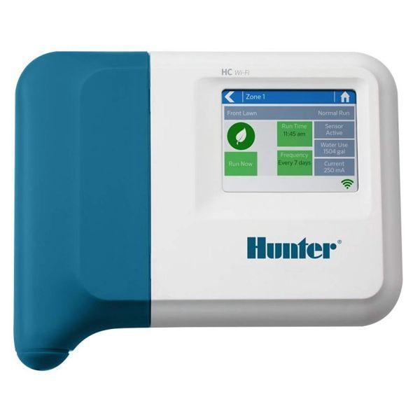 Programmatore domotico Wi-Fi 12 zone Hunter Hydrawise HC
