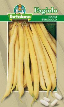 Semi di Fagiolo Nano Berggold 250 g