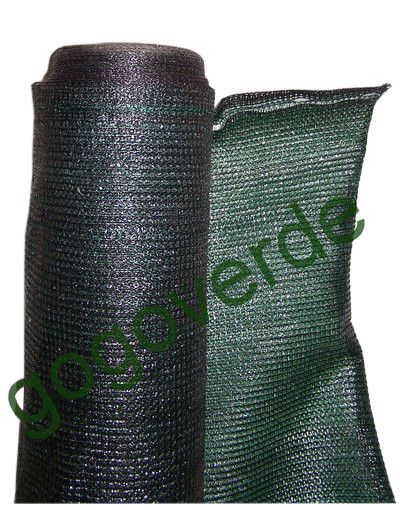 Rete Ombreggiante Oscurante 80% Stabilizzata UV - Rotolo 100 m