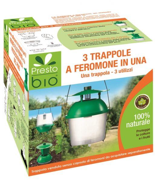 Trappola Universale a Feromoni per Insetti - 3 in 1