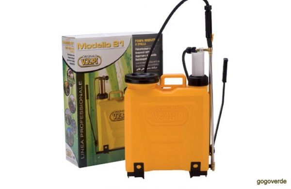 Pompa Spray a PreCompressione Volpi 81PUG 12 lt