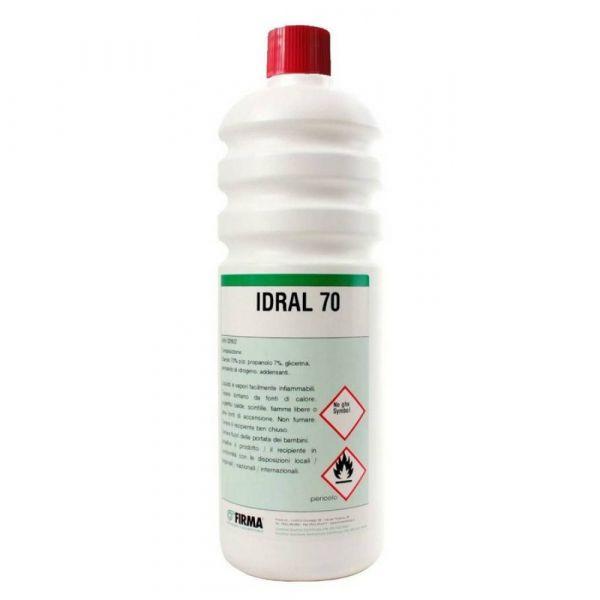 Gel disinfettante Idral 70