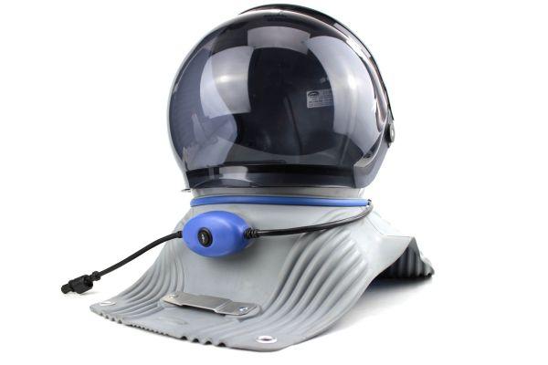 Casco Respiratore a Batteria Spring MultiFilter Super 1001