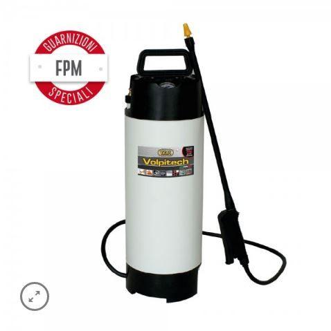 Pompa a PreCompressione con Manometro Volpi VT10M 10 lt