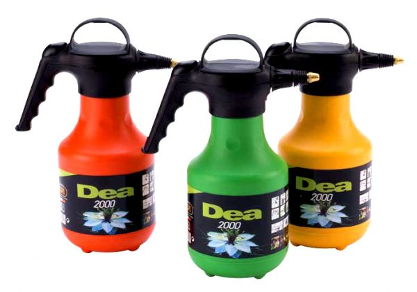 Pompa Spray a Precompressione Volpi Dea 2000 2 litri