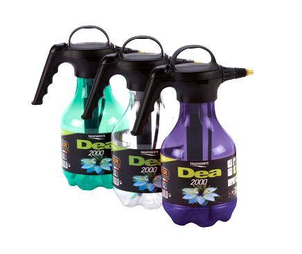 Pompa Spray trasparente a Precompressione Volpi Dea 2000 2 litri