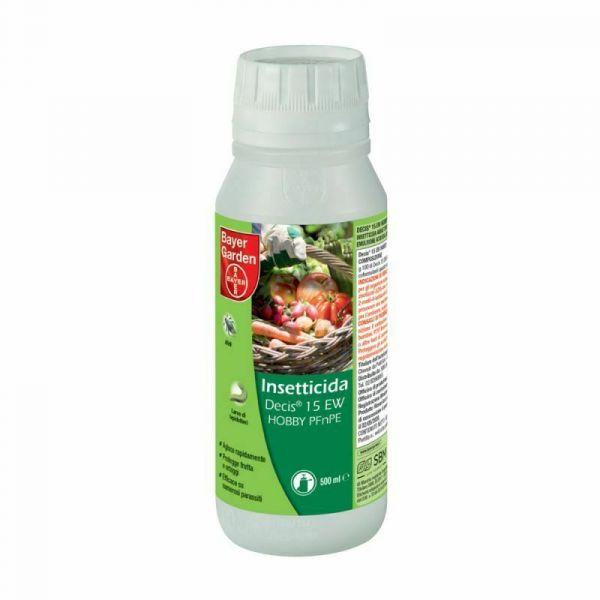 Insetticida abbattente Decis 15EW Hobby PFnPE 500 ml