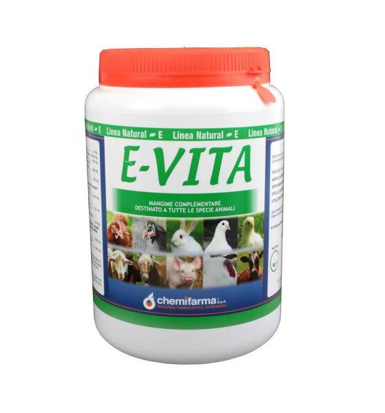 Integratore Multivitaminico Zootecnico Chemifarma E-Vita 1kg