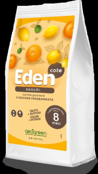 Concime a lenta cessione specifico per agrumi Eden Cote 750gr