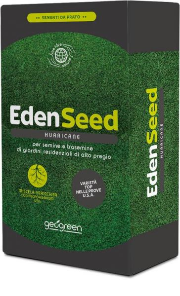 Sementi per Prato Eden Seed Hurricane 1 kg