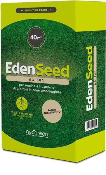 Sementi per Prato in Ombra Eden Seed No-Sun 1 kg