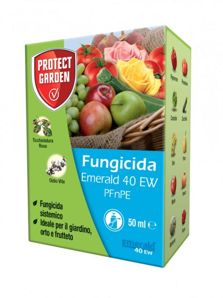 Fungicida sistemico Protect Garden Emerald 40 EW 50 ml