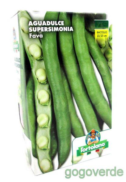 Semi di Fava Aguadulce SuperSimonia 250 grammi