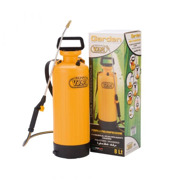 Pompa Spray a Precompressione Volpi 3350C 8 l