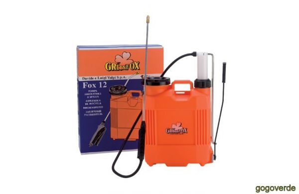 Pompa a Spalla Spray Volpi Fox 910PCG - 12 lt