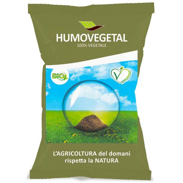 Concime Ammendante Biologico Vegetale HumoVegetal 25 kg