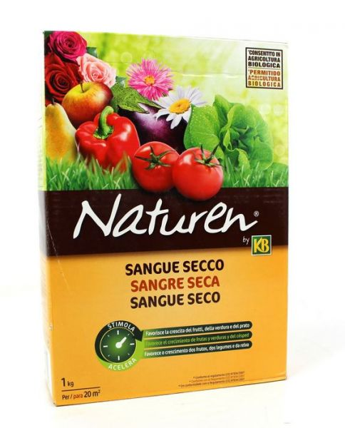 sangue secco di bue biologico Naturen KB