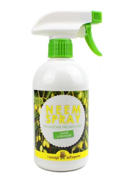 Olio di neem spray