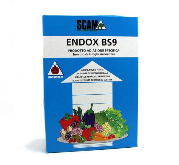 Endox BS9 Ammendante organico con micorrize e trichoderma
