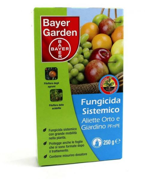 Bayer fosetil alluminio