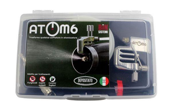 Kit universale da soffiatore per Nebulizzazione insetticidi Atom-6