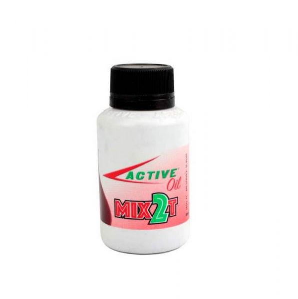 Olio per Miscela 2T a Base Sintetica Active Oil Mix2T 100 ml