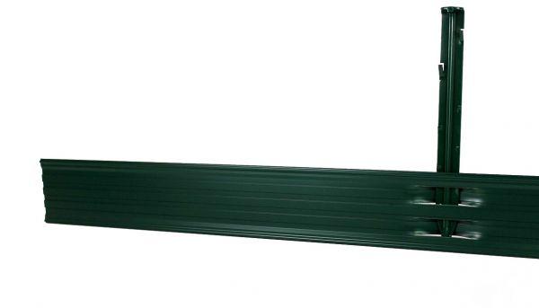 Bordura in Alluminio Verde Rite Edge - 10 cm x 2,43 mt