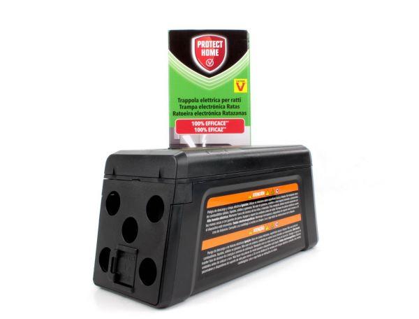 Trappola elettrica per Ratti Protect Home Victor Maxi