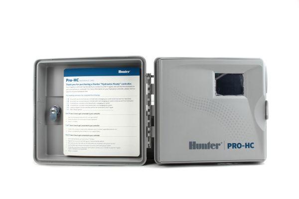 Programmatore Domotico per Irrigazione Hunter PHC-1201-E