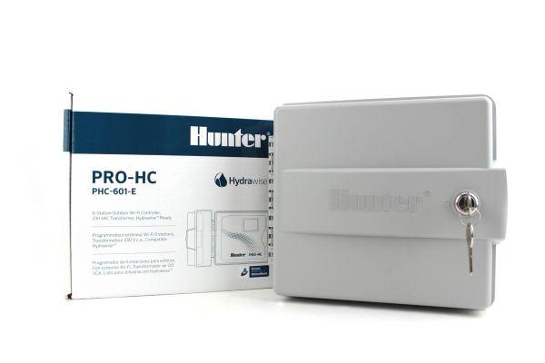 Programmatore Domotico per Irrigazione Hunter PHC-601-E