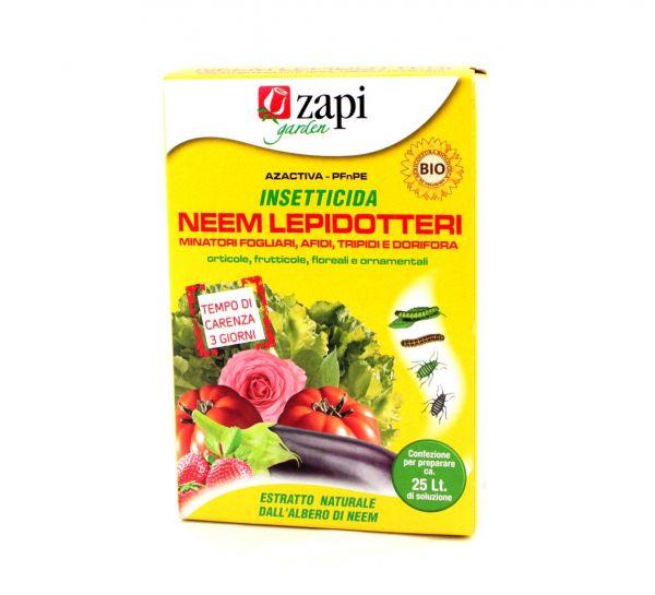 Insetticida Biologico Zapi Neem Lepidotteri 50 ml