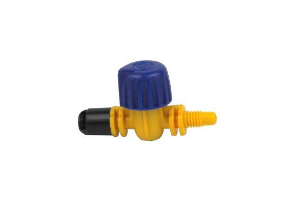 Microjet Irrigatore Regolabile a 90° attacco 4,5 mm