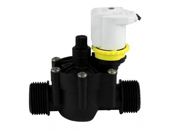 """ElettroValvola RPE 25-250 24 Vac 3/4"""" M-M - dimensioni ridotte per piccoli spazi"""