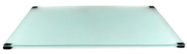 Mousepad tappetino temprato satinato all'acido per gaming mouse alta precisione 40x30 cm