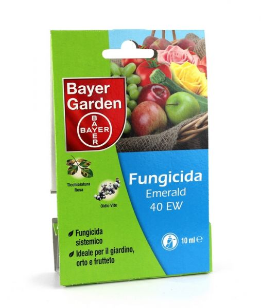 Fungicida sistemico Bayer Emerald 40 EW 10ml