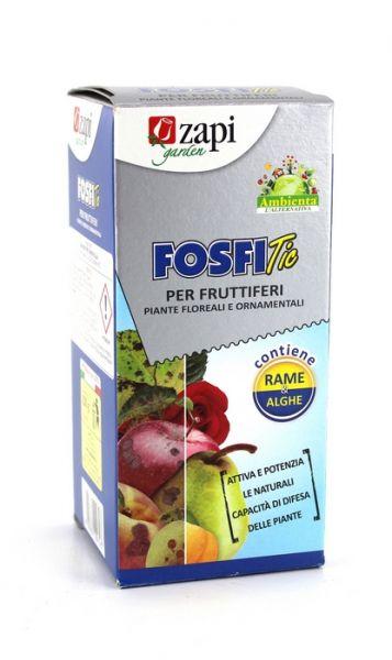 Concime coadiuvante Zapi Fosfi-Tic 250gr per orticole vite e floreali BIO