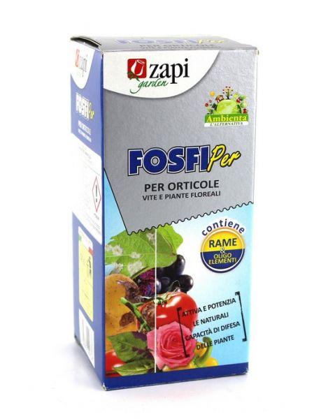 Concime coadiuvante Zapi Fosfi-Per 250gr per orticole vite e floreali BIO