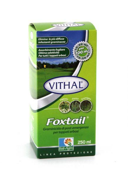 Diserbante da prato selettivo graminicida post-emergenza Vithal Foxtail 250ml