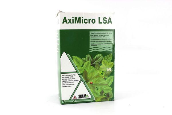 Concime a base di miscela di microelementi Aximicro LSA Scam 1kg
