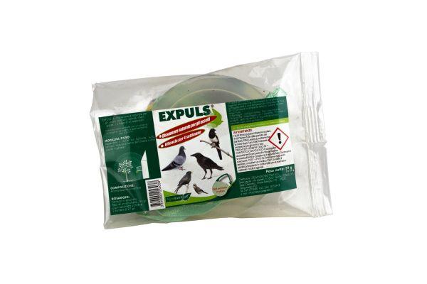 Dissuasore Repellente Naturale per Uccelli Expuls