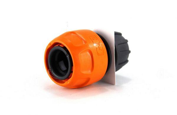 Raccordo rapido portagomma femmina GF per tubi Ø 16mm-19mm