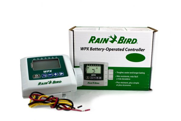 Programmatore a Batteria RainBird WPX 04 - 4 Stazioni